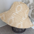 コットン帽子
