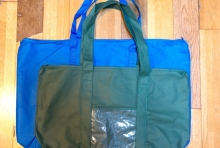 ランドリーバッグS Laundry Bag size S(3〜4kg/Tシャツ約30枚分)