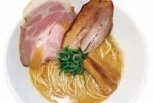 近江鶏白湯醤油