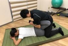 90分コース(トレーニング&ボディケア90分)
