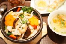 【Oセット】海鮮のあんかけごはん コム・ハイ・サン