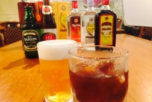 ベトナムビール、カクテル