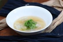 蒼スープ餃子 (あっさり/まったり)