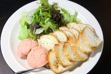 ちょっとオシャレに★タラモサラダとフランスパン