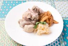 【肉料理】アイスヴァイン (調理30分)