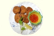 さつま揚げ(ミャンマー風味)