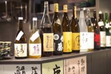 日本酒 100種類以上