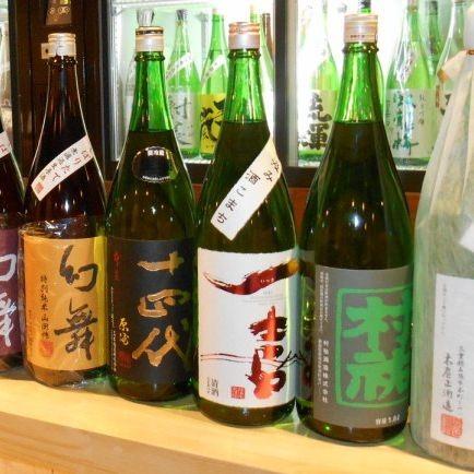 日本酒庵 吟の邑 高田馬場