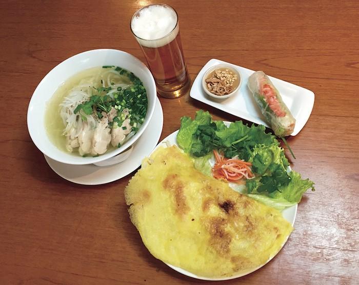 ベトナム料理 チャオハノイ