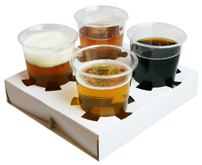 大江戸ビール祭り飲み比べ