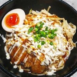 麺屋宗KMM(カラマヨマゼソバ)