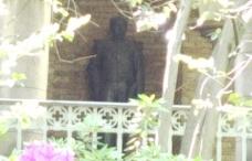 旧大隈銅像