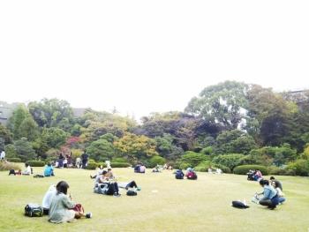 大隈庭園1