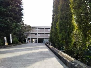 戸山キャンパススロープ