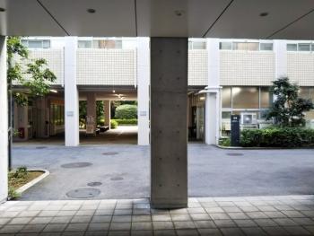 戸山中庭3