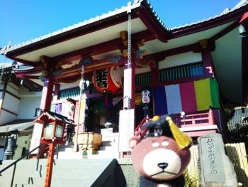 放生寺本堂