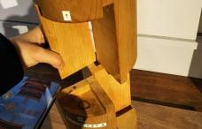 木組み薬師寺五重塔柱