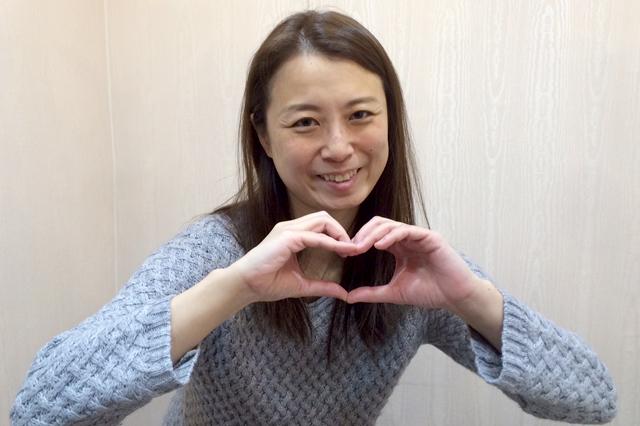 神田美佳さん室内