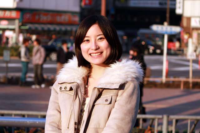 20170121_笑顔が素敵な☆加藤稚菜さん