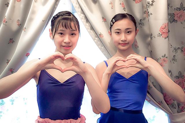 20170524_T.A.バレエ高田馬場教室の生徒さん❤❤