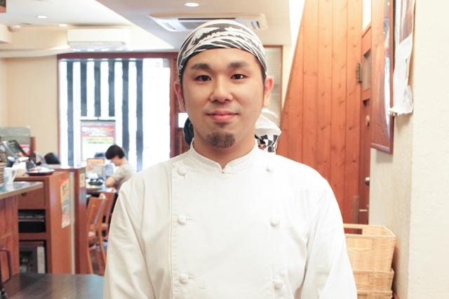 20170709_本格スープカレーの老舗「東京らっきょブラザーズ」の店員さん