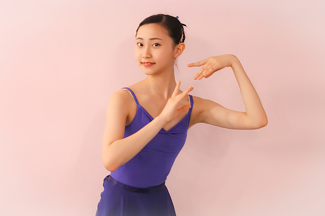 20170801_ピンクのレッスンスタジオ「T.A.バレエ」の生徒さん