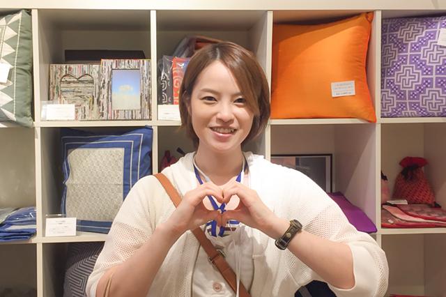 20170722_マキマキショップでお買い物の奈津子さん