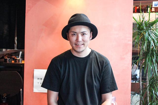 20170717_尾道ラーメンのお店「麺屋-海汰-〜うた〜」の店員さん