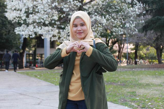 インドネシアからMadeファミリーのFhiFI