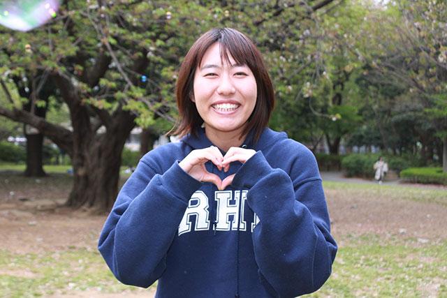 早稲田大学研究室の学生さん、笑顔カワイイ!