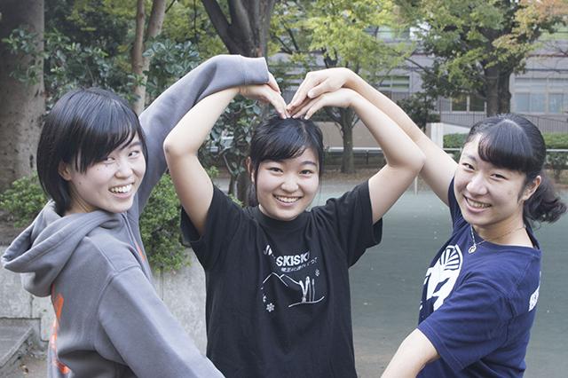 Rei_早稲田大学ベルスキークラブ♥@戸山公園