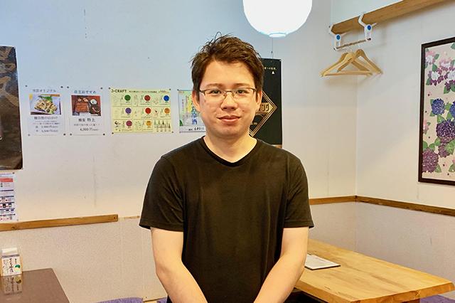 re_高田馬場の老舗「うなぎの愛川」の店主島田さん