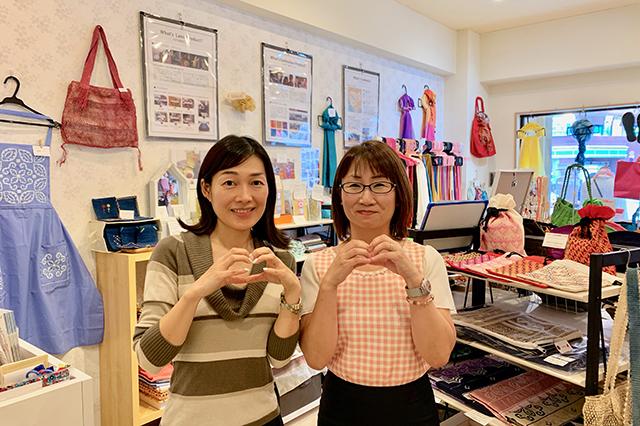 82_7第一生命の湯川さん&makixmaki西早稲田の店長さん