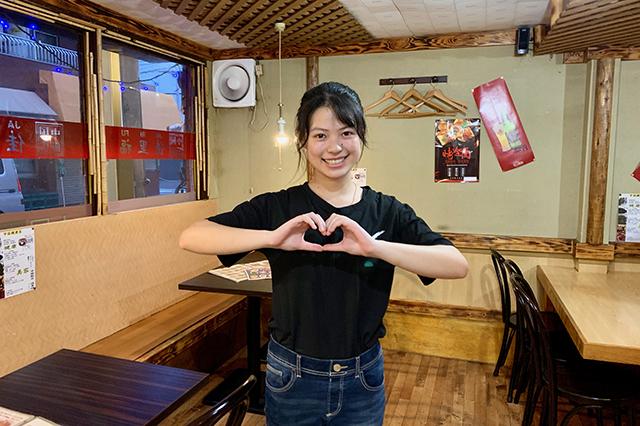 86_8早稲田の中国飯店佳里福のリクさん