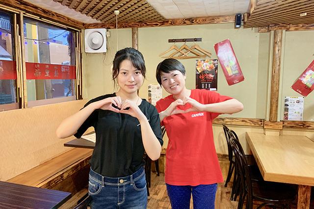 86_1早稲田の中国飯店佳里福の皆さん