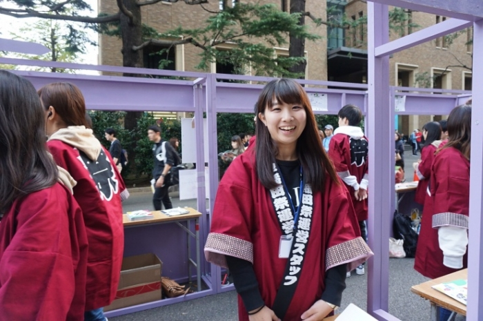 22早稲田祭運営スタッフ2019ジンガワリコさん