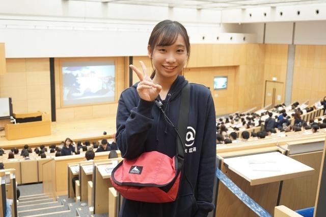 7早大広告研究会_オノミズキさん@早稲田祭