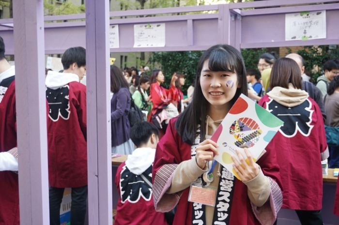 6早稲田祭運営スタッフ2019新屋さん