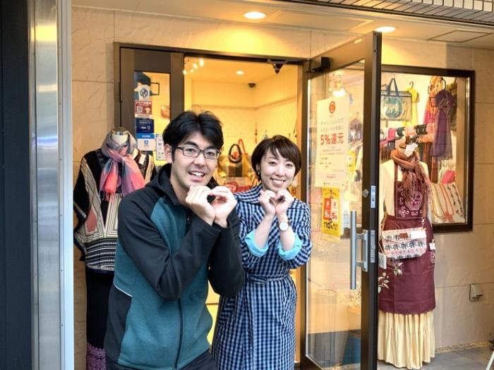 佐藤さん&吉田さん
