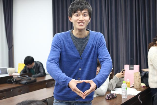 早稲田大学の井関さん