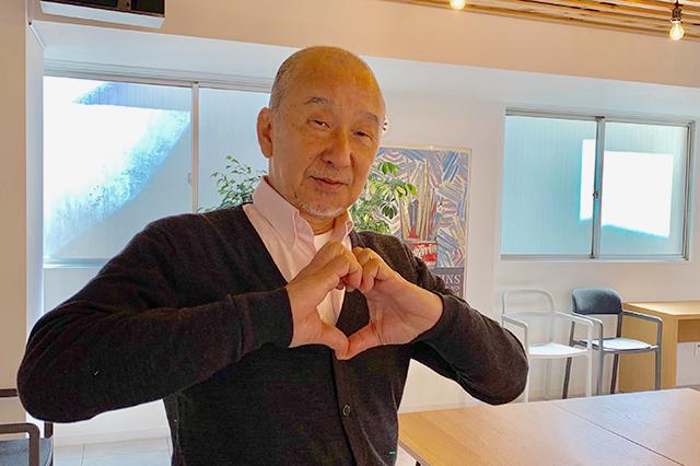 早稲田のレンタルスペース_フェニックスラウンジ代表の須藤さん