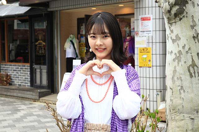 無限美女2019春号_西木さん登場♥