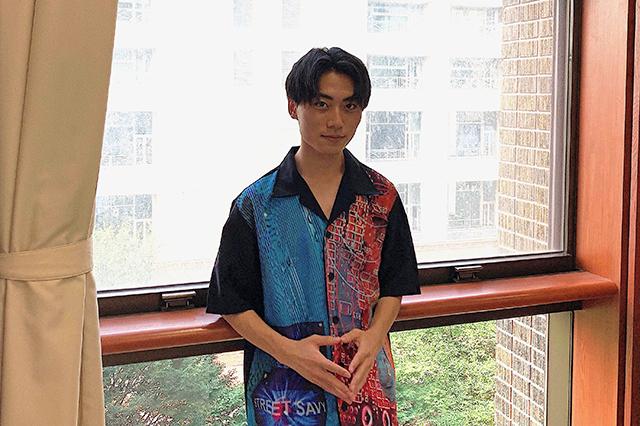 ミスター学習院大学2019エントリー No.5_浅井匠さん