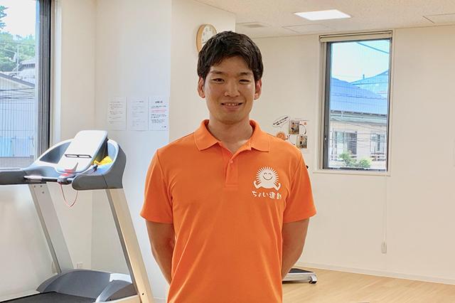 西早稲田駅前 「ちょい運動 西早稲田」駒井店長