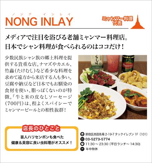 NONG INLAY(ノングインレイ)