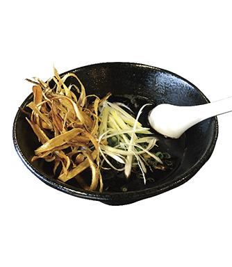 【F】嵯峨根麺ya (さがねめんya)
